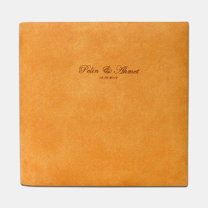 Nubuk Panoramik Albüm