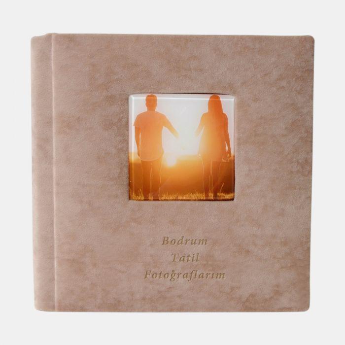 Pera Süet Panoramik Albüm