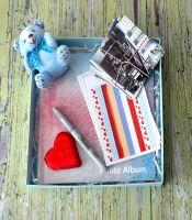 Mavi Kutulu Set Anı Albümü