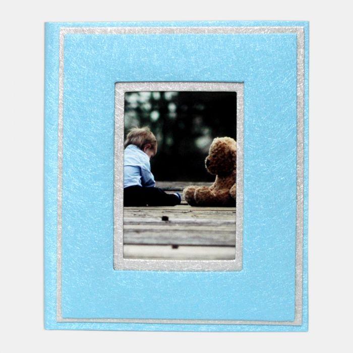 6'lı Fotoğraf Albümü Mavi