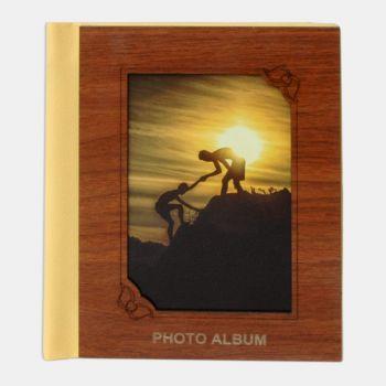 Sarı Otantik Fotoğraf Albüm (10x15)