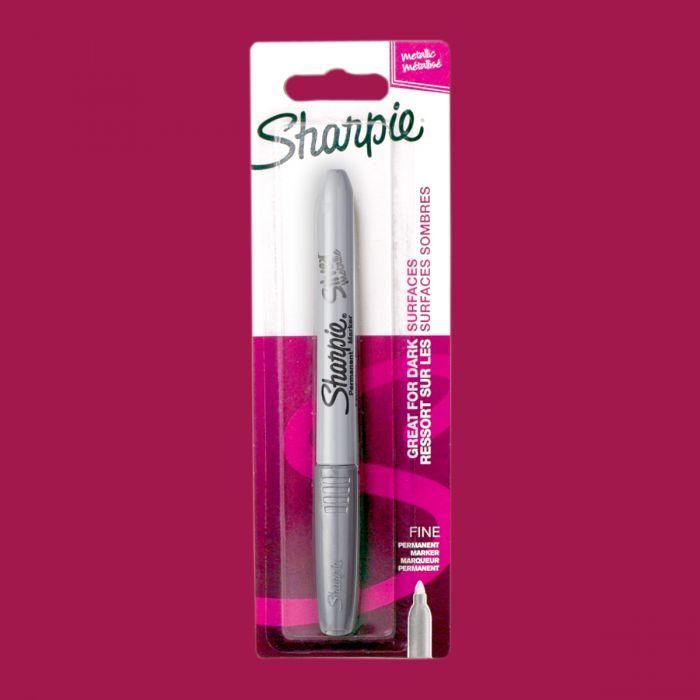 Sharpie  Metalik Markör Permanent Gümüş