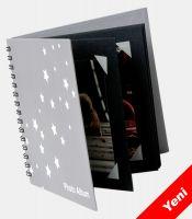 10x10 Fotoğraf Albümü Gri