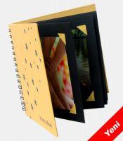 10x10 Fotoğraf Albümü Sarı