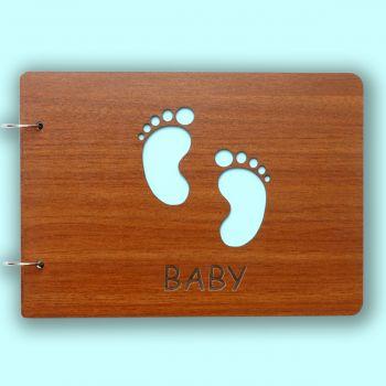 Hobi Albüm Baby Mavi