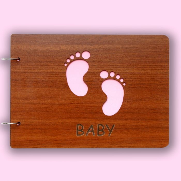 Hobi Albüm Baby Pembe