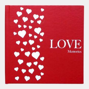 Kare Fotoğraf Albümü Love (LV-025)