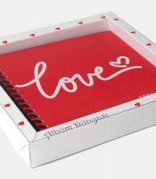 10x10 Fotoğraf Albümü LOVE